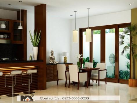 Interior Rumah Jakarta  02
