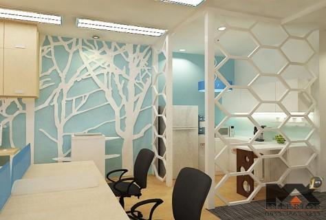 Interior Kantor Jakarta 02