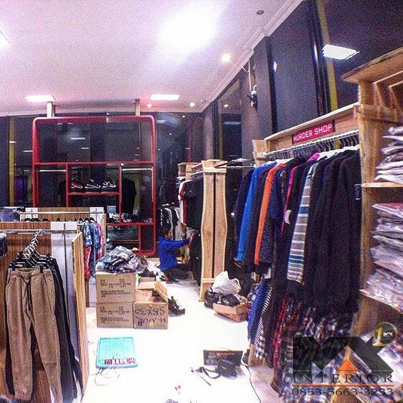 Interior Toko Jakarta Max Interior Jakarta